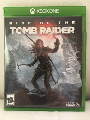 Xbox One Rise of the Tomb Raider Brand New for Sale in Missoula, MT