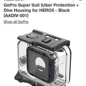 Go Pro Super Suit Hero 8 for Sale in Visalia, CA