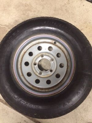 Trailer spare tire and rim for Sale in Roselle, IL