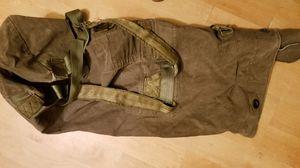 Vintage Veteran Army Military Lot - duffle bag, jacket, vest, etc for Sale in Winter Park, FL