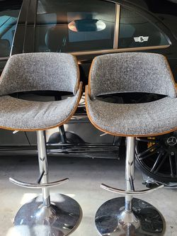 contemporary modern adjustable bar stools for Sale in Kissimmee,  FL