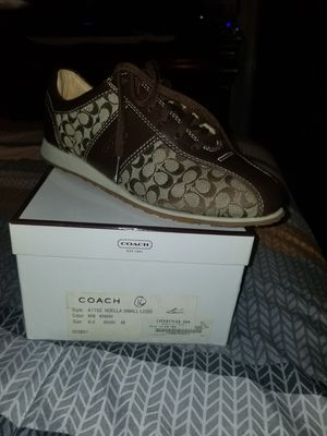 Coach shoes for Sale in Oxon Hill, MD