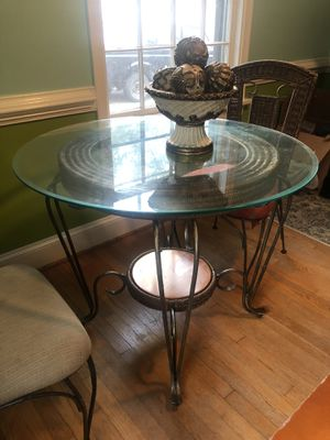 Dining room table and 4 chairs for Sale in Chester, VA
