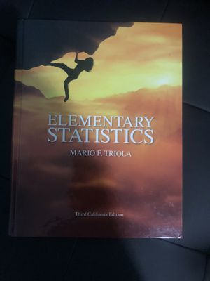 Elementary statistics for Sale in Baldwin Park, CA