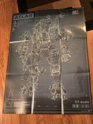 New Titanfall Poster for Sale in Spring Hill, FL