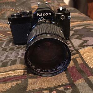 Nikon FM Untested 35mm Film Camera for Sale in Anaheim, CA