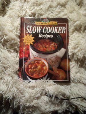 Recipe book for Sale in Clovis, CA