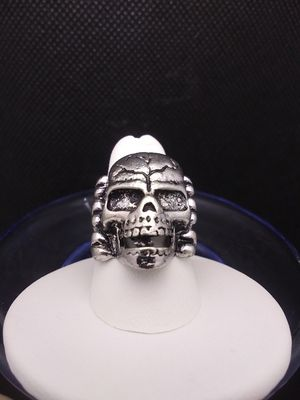 Skull and Bones Ring Size 8 for Sale in Grove City, OH