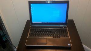 Dell latitude e6530, Intel core i5 2.5 ghz, windows 10, 4 gb ram for Sale in Chattanooga, TN