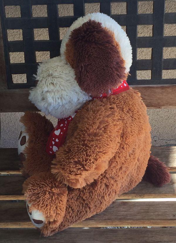 Plush Cute Love Doggy