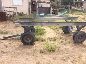 munitions trailer / war era for Sale in Santa Maria, CA
