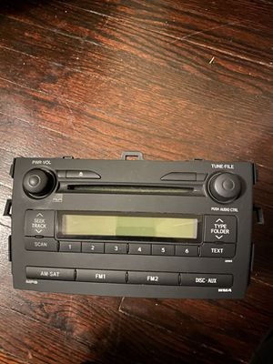 Toyota Corolla 2009 to 2013 eom Radio for Sale in Washington, DC