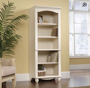 2 Beautiful White study bookshelves for Sale in Belmont, CA
