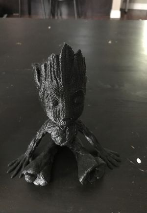 3D printed groot air plant holder for Sale in Mount Plymouth, FL
