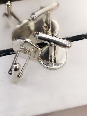 Men's Tiffany cufflinks for Sale in Pittsburgh, PA