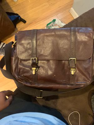 Fossil Messenger bag for Sale in Temple Hills, MD