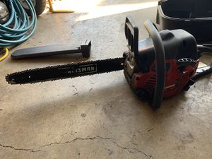 Chainsaw - craftsman - 18 inch - NICE! for Sale in Vancouver, WA