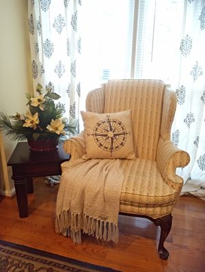 Wingback chair for Sale in Fairfax, VA