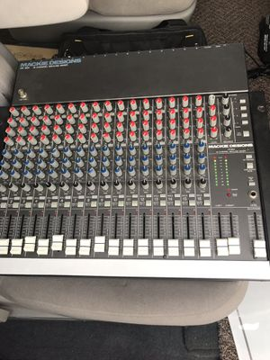 Mackie CR1604 mixer. for Sale in Elmira, NY