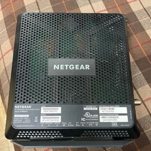 Netgear Cable Modem An Router Combo Model c7000v2 for Sale in Tempe, AZ