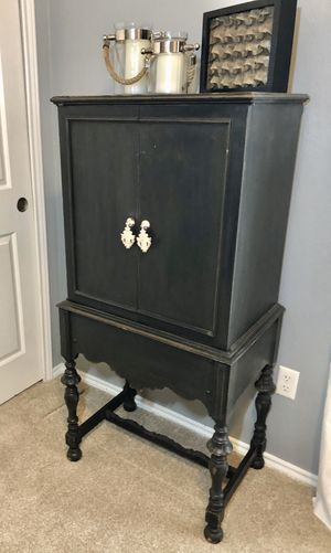 Beautiful Antique Pie Safe Wood Cabinet for Sale in Carrollton, TX