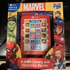 Brand New Marvel Electronic Book for Sale in Stuart, FL