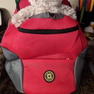 Petyfy Dog Travel Backpack Pink for Sale in Washington, DC