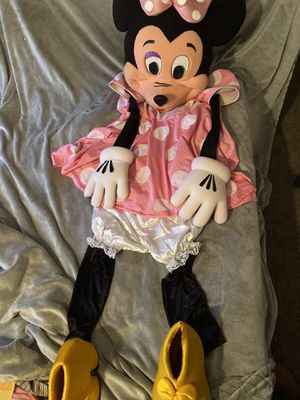 Full Minnie Mouse Costume for Sale in Fort Washington, MD