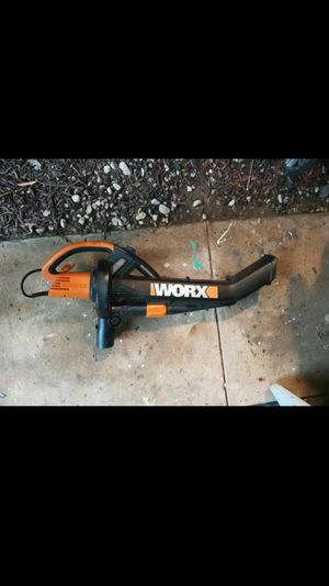Worx leaf blower for Sale in Charlotte, NC