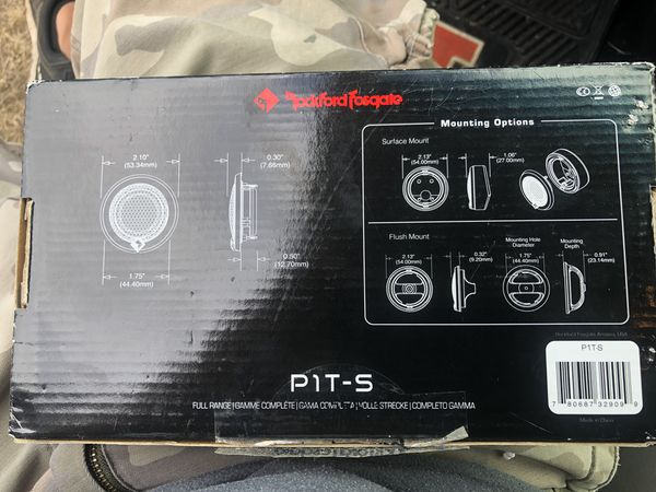 Car stereo equipment for sale
