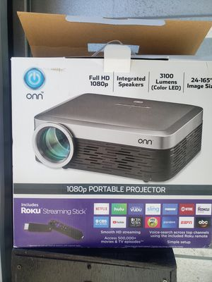 Projector ( Needs a new bulb) for Sale in Riverview, FL