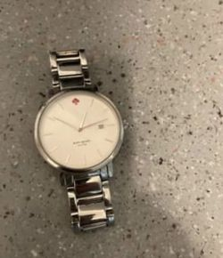 Kate Spade watch in good shape; needs battery...low price... $15 for Sale in Tampa,  FL