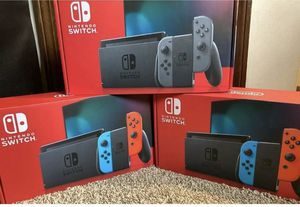Nintendo switch $390 for Sale in Cherry Hill, NJ