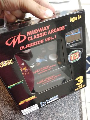 Midway Classic Arcade Vol. 1 for Sale in Clearwater, FL