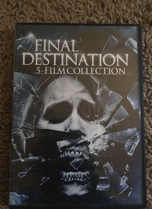 Final destination all 5 disc for Sale in Silver Spring, MD