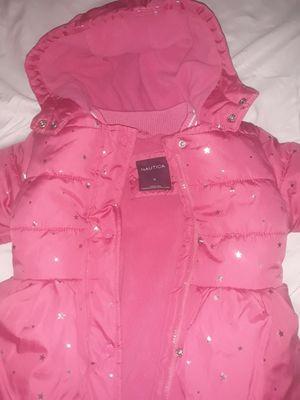 6T Nautica girls winter coat for Sale in Schaumburg, IL