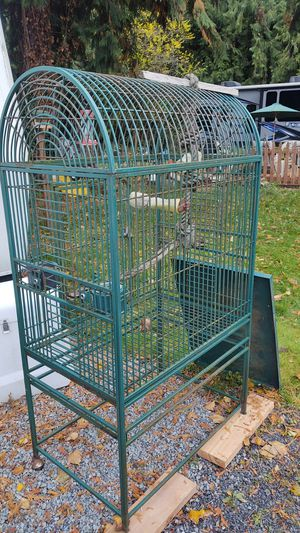 Bird cage for Sale in Stanwood, WA