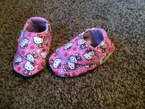 Hello Kitty Stride Rite size 1 for Sale in Montesano, WA