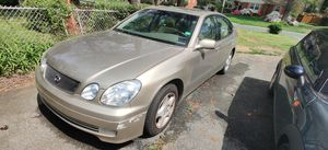 Lexus GS 300 V6 2000 for Sale in Charlotte, NC
