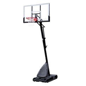 """Spalding 54"""" Polycarbonate Portable Basketball Hoop for Sale in Silverado, CA"""