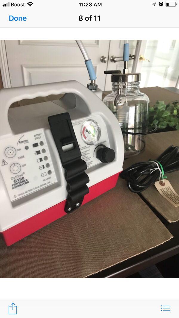 G-180 portable aspirator