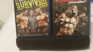 WWE blu-ray lot for Sale in National City, CA