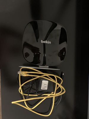 Belkin AC1750 Router for Sale in Pittsburgh, PA