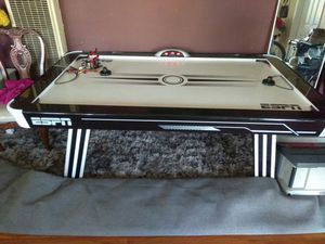 ESPN HOCKEY N PING PONG TABLE .in very good condition still has plastic on for Sale in Los Angeles, CA