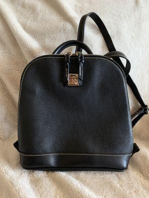 Dooney & Bourke 🦆 Pebble Grain Zip Pod Backpack ✨ for Sale in Martinez, CA