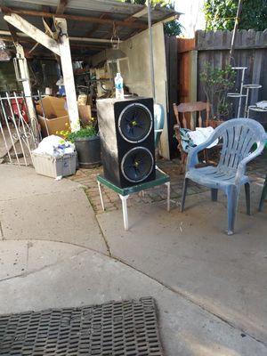 12 in. Woofer kicker comp. for Sale in Davis, CA
