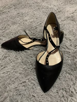 Black flat shoes for Sale in Orlando, FL