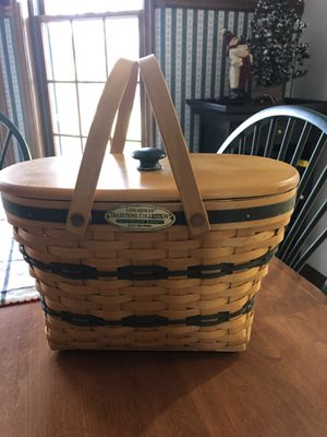 1997 Longaberger Traditions Collection Basket for Sale in East Berlin, PA