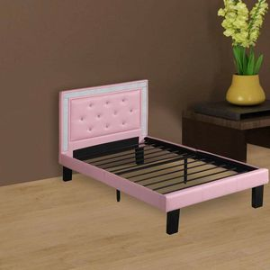 TWIN SIZE ONLY BED FRAME HAS MINOR KNICK ON CORNER for Sale in Fort Worth, TX