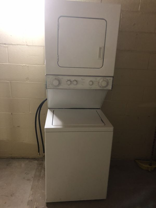 Whirlpool Washer and Dryer Combo